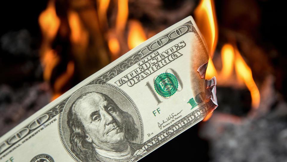 Wie der US-Dollar über 90 Prozent seiner Kaufkraft verlor
