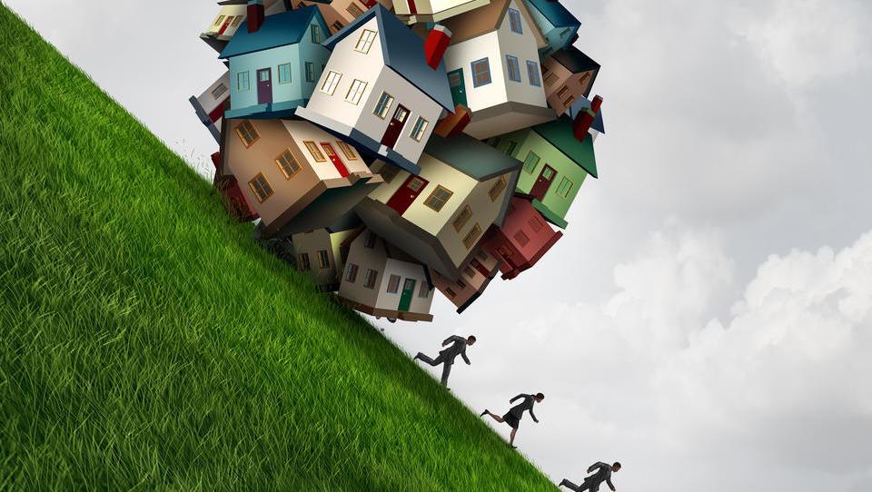So schützen sich Hauskäufer vor dem Platzen der Immobilienblase