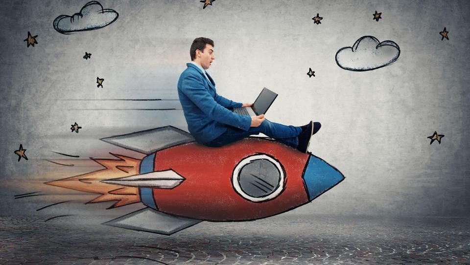 Der Weltraum wird privat und eröffnet Anlegern neue Chancen