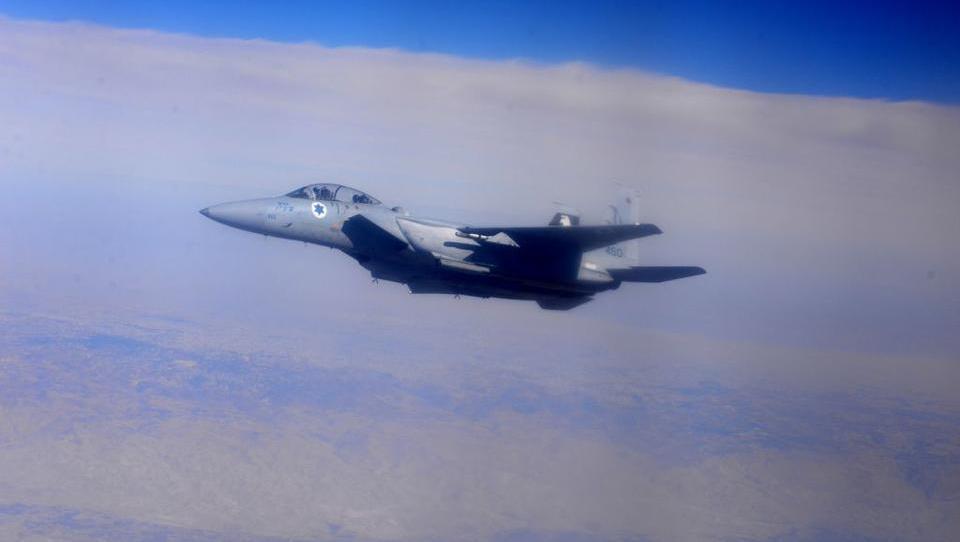 Israel greift in Syrien-Krieg ein: Luftschläge nördlich Damaskus