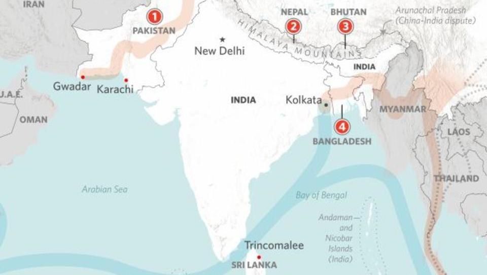 Eskalation des Kaschmir-Konflikts: Indien will Chinas Einfluss zurückdrängen