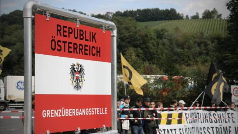 Österreich: Rechte Bürgerwehr besetzt Grenzübergang nach Slowenien