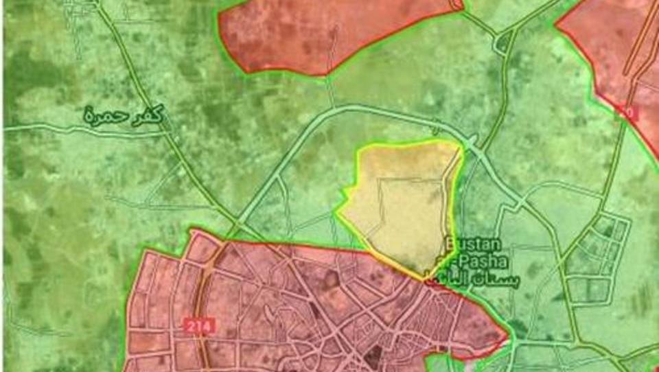 Russen und Syrer greifen überraschend Nord-Aleppo an