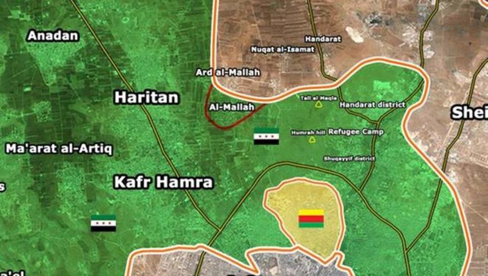 Eskalation: Offener Schlagabtausch aller Kriegsparteien in Aleppo