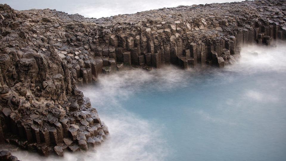 Es werde Stein: Kohlendioxid-Speicherung im Meeresboden soll die Menschheit vor dem Klimawandel retten