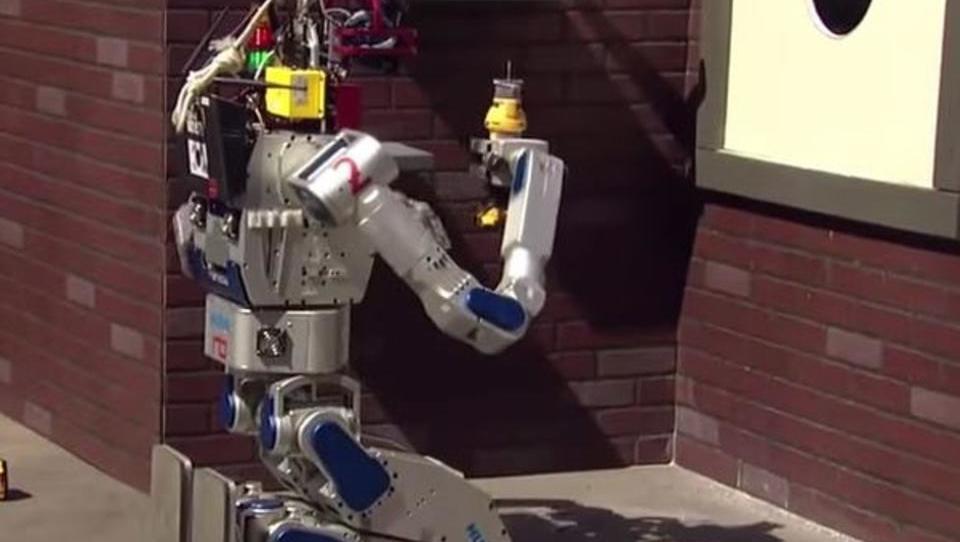 Roboter können Kernschmelze in Atom-Kraftwerken verhindern