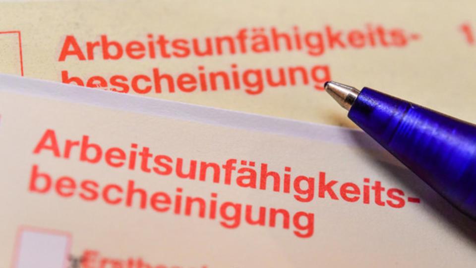 IW-Institut: Erkrankte Arbeitnehmer kosten Unternehmen pro Jahr 62 Milliarden Euro