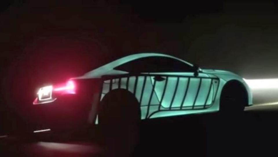 Lexus baut Auto mit menschlichem Herzschlag
