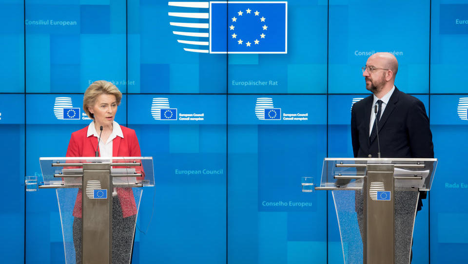 Brüssel erwägt gemeinsame Anleihen der Euro-Staaten