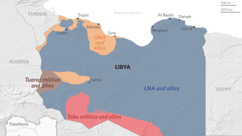 Türkei liefert elektronische Störungs-Systeme an Libyen