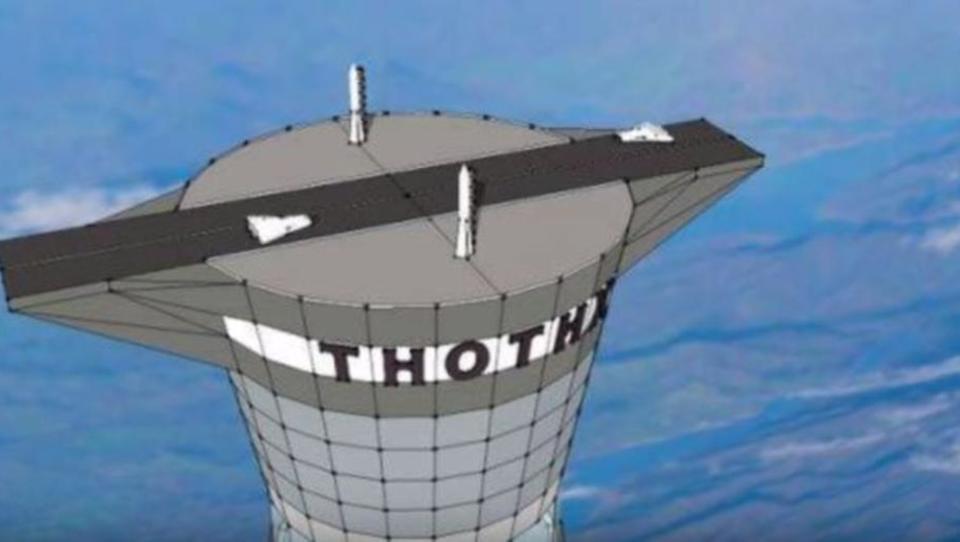 Kanadische Firma patentiert Fahrstuhl ins Weltall