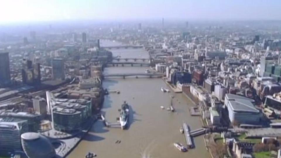 Allianz-Konsortium vor Zuschlag für Londoner Abwasser-System