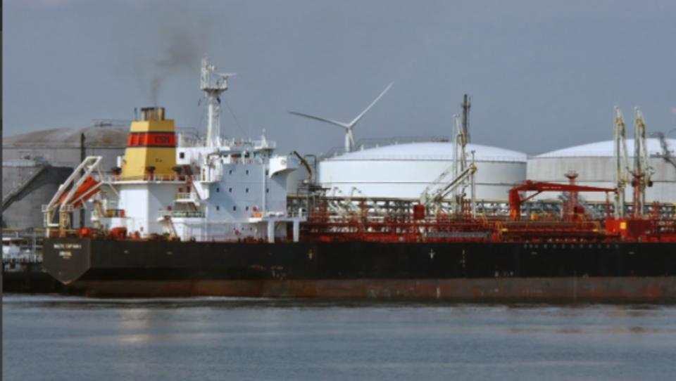USA beschlagnahmen Rekordmenge an iranischem Öl auf Tankern