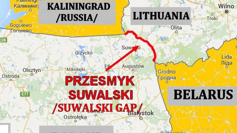 Russland will Landbrücke nach Kaliningrad, Polen und Litauen sträuben sich