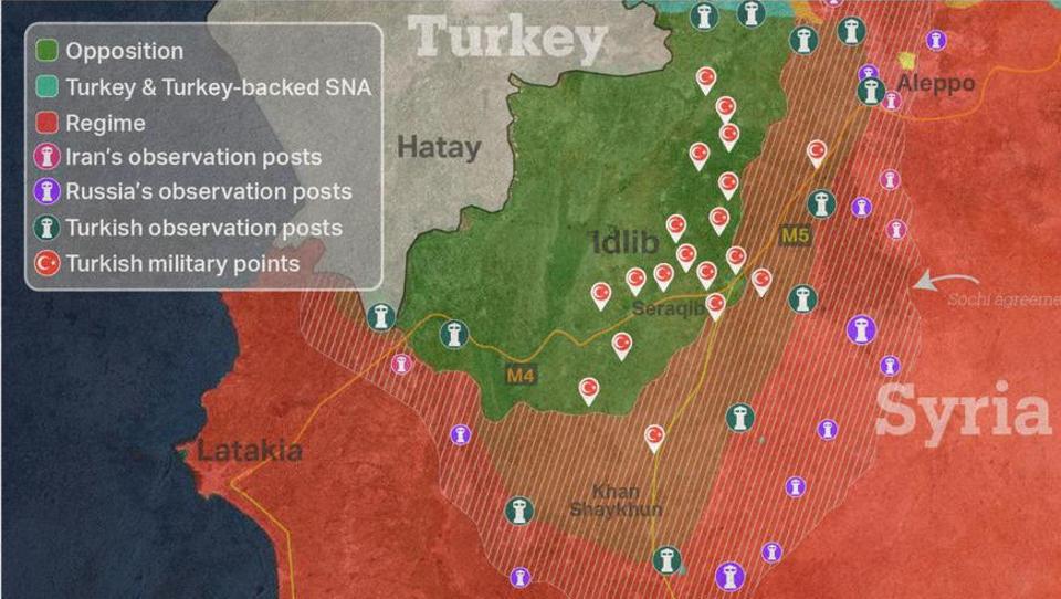 Syrien: Extremisten mobilisieren gegen Russland und die Türkei