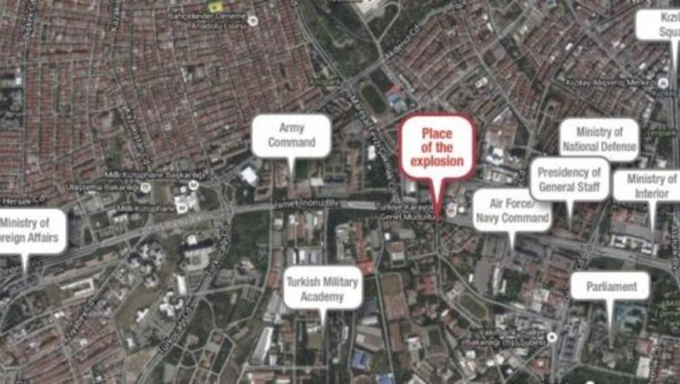 Rätselhafter Anschlag in Ankara erhöht Kriegs-Gefahr in Nahost