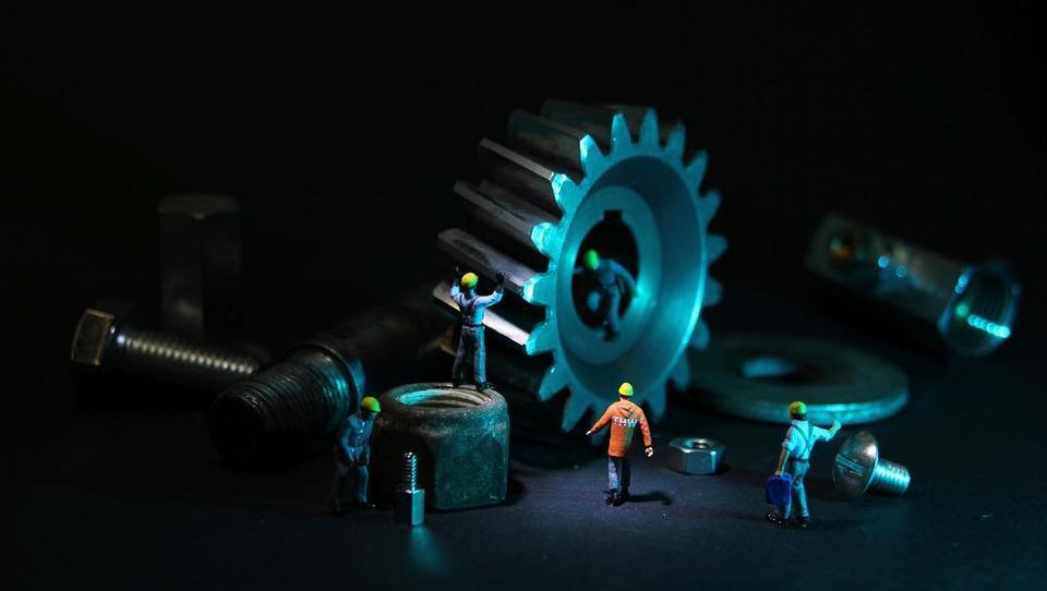 Konjunkturbelebung schlägt auf Maschinenbau durch