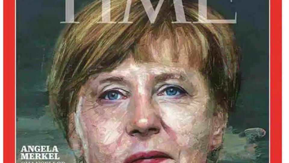 Time-Magazin kürt Merkel zur Person des Jahres