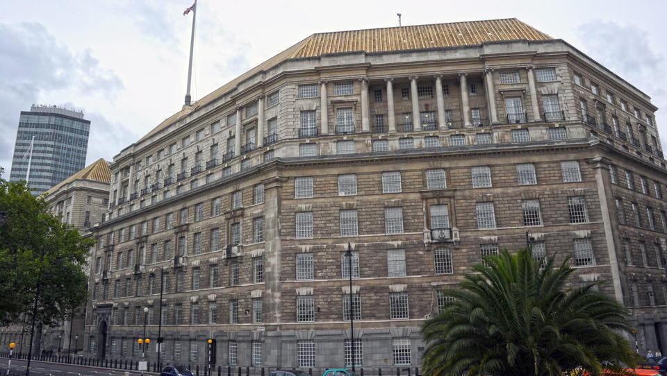 Britischer Inlandsgeheimdienst erhält Sonder-Lizenz für schwere Straftaten