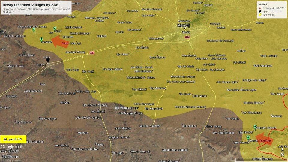 US-Militärs geben IS-Terroristen bei Rückzug sicheres Geleit