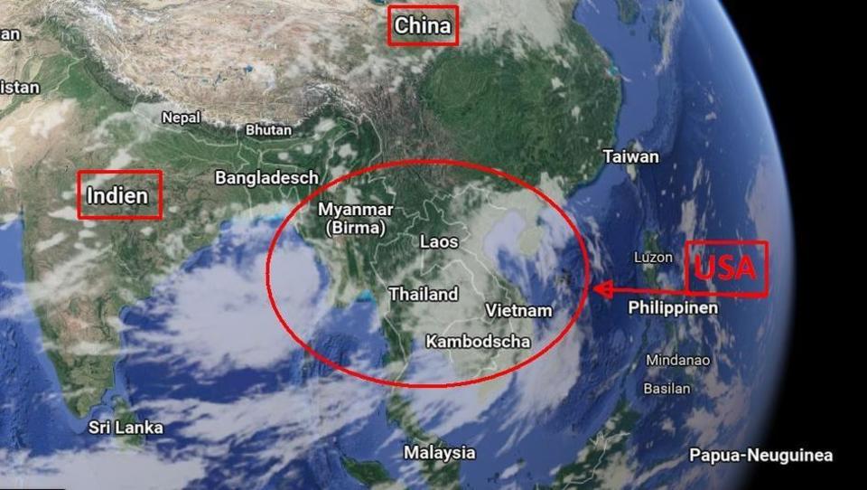 Südostasien: Wie ihre Geografie die Pantherstaaten daran hindert, zum Sprung anzusetzen
