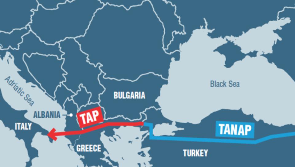 TANAP-Pipeline eingeweiht: Gastransit von Aserbaidschan nach Europa könnte bald beginnen