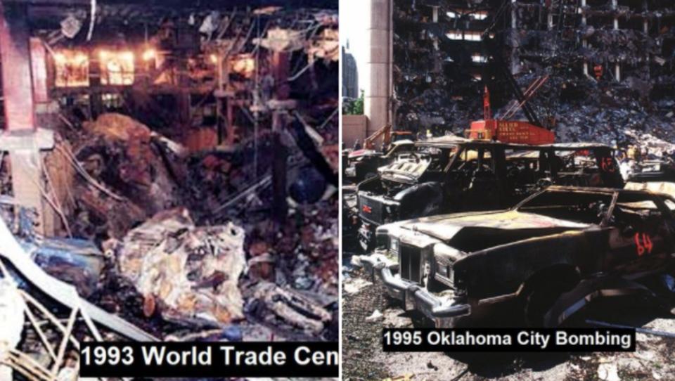 "Expertin: Anschlag von Nashville erinnert an ""Oklahoma City Bombing"" durch Timothy McVeigh"