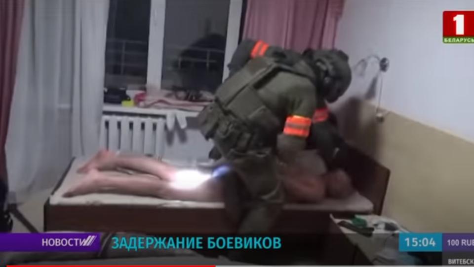 Weißrussland nimmt 33 Söldner aus Russland fest