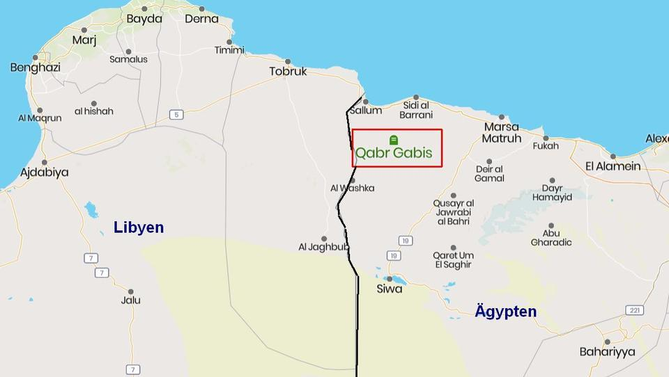 Mit scharfer Munition: Ägypten führt Militär-Manöver an Grenze zu Libyen durch