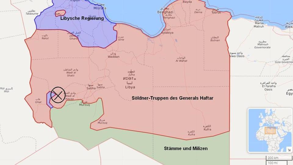 Libyen nimmt Produktion auf größtem Ölfeld wieder auf