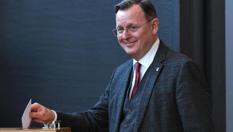 Thüringen: Rot-Rot-Grün hat laut Umfrage wieder eine Mehrheit
