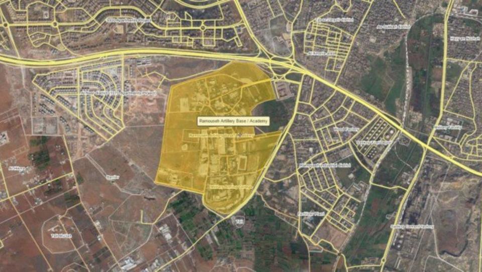 Syrien: Söldner schneiden Zivilisten von Nahrungs-Lieferungen ab