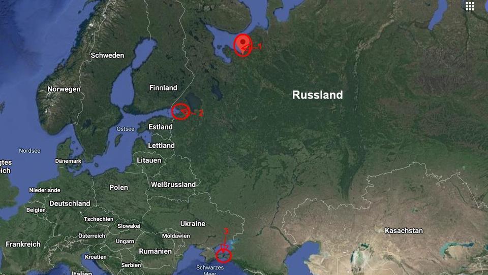 DWN Aktuell: Russland beginnt heute mit dem Bau von vier Kriegsschiffen und zwei Atom-U-Booten