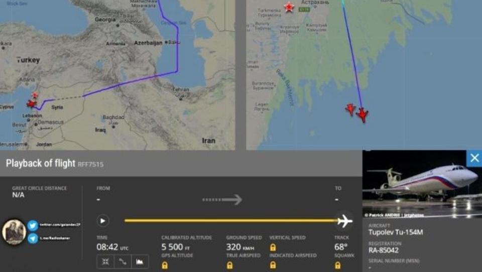DWN AKTUELL: Russland entsendet militärischen Nachschub nach Syrien