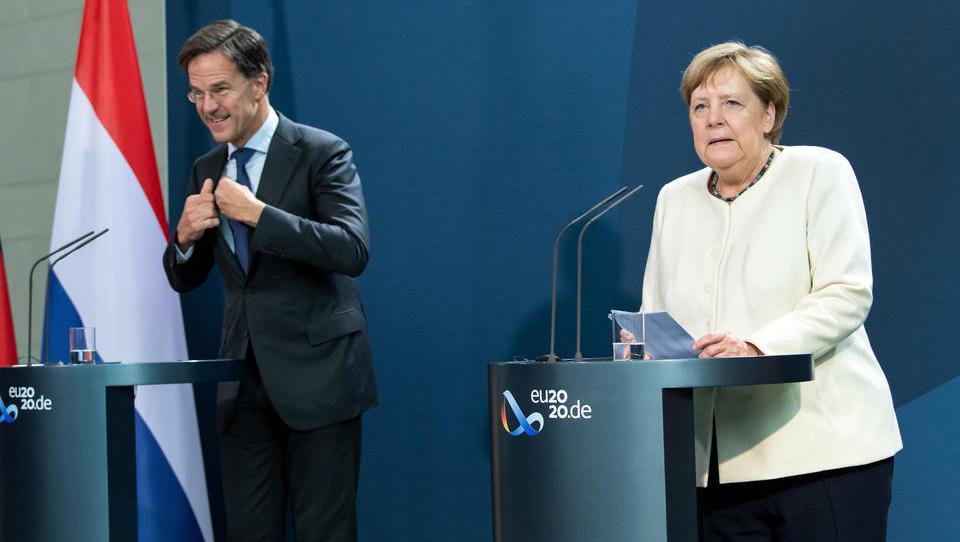 Widerstand der erstarkten Niederlande gegen geplanten EU-Aufbaufonds ist Heuchelei