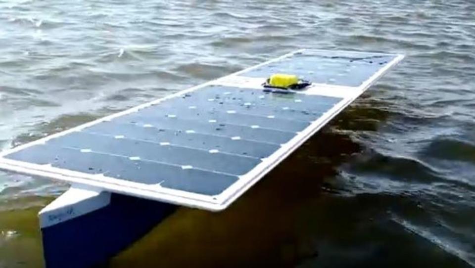 Ohne Kapitän: US-Erfinder entwickelt erstes automatisches Schiff