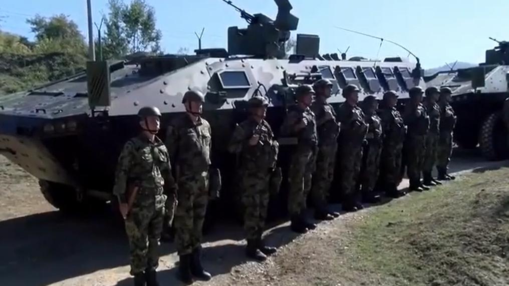 Serbien entsendet Truppen an Grenze zum Kosovo – Nato und EU sind alarmiert