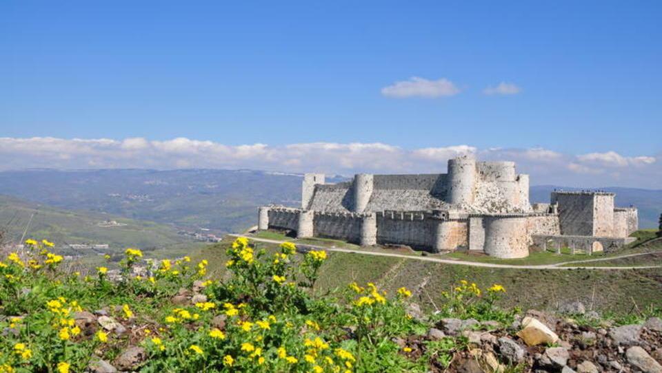 Französisches Reisebüro bietet Kultur-Urlaub in Syrien an