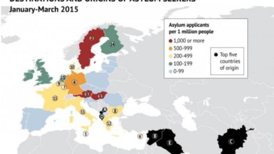 Stratfor: Flüchtlings-Krise beschleunigt Zerfall der EU