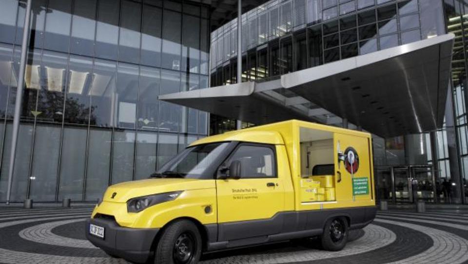 Post will Flotte auf Elektro-Transporter umstellen
