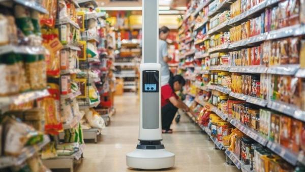 Automatisierung: Roboter kontrolliert künftig Supermarkt-Regale