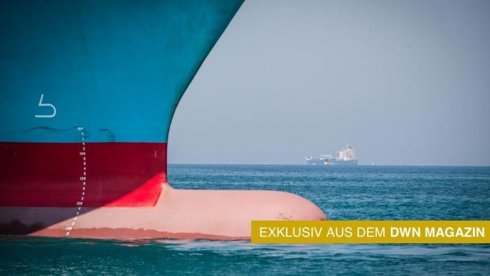 Deutsche Reedereien haben Einstieg in den lukrativen LNG-Markt verpasst