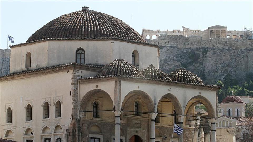 Griechenland: Dutzende Moscheen wurden zu Kirchen gemacht