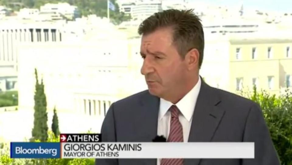 Griechenland: Bürger sind auf Lebensmittel-Spenden angewiesen