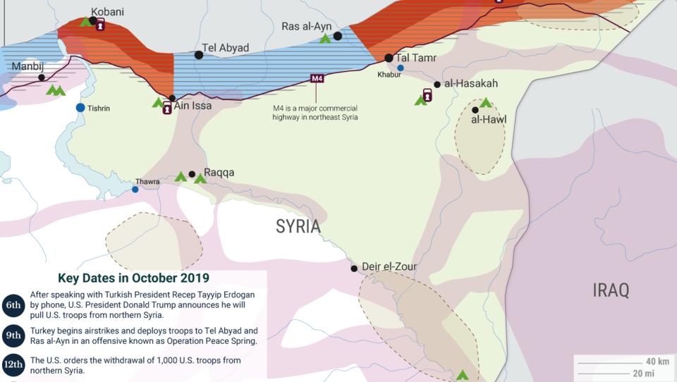 Syrien: Kurden drohen Assad mit Unabhängigkeit
