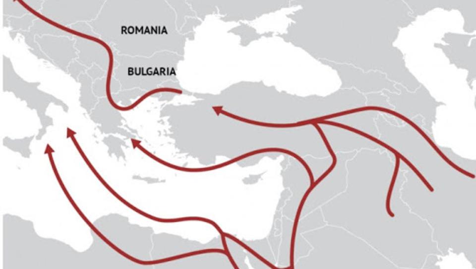Flüchtlinge: Türkei öffnet Grenze, ein neuer Exodus nach Europa beginnt