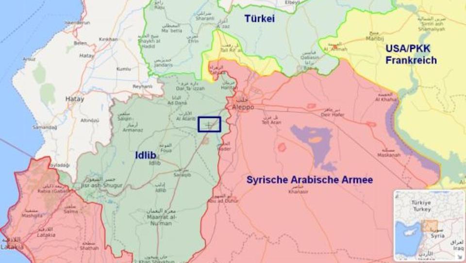 Erstmals seit zwei Jahren: USA greifen Al-Qaida in Syrien an