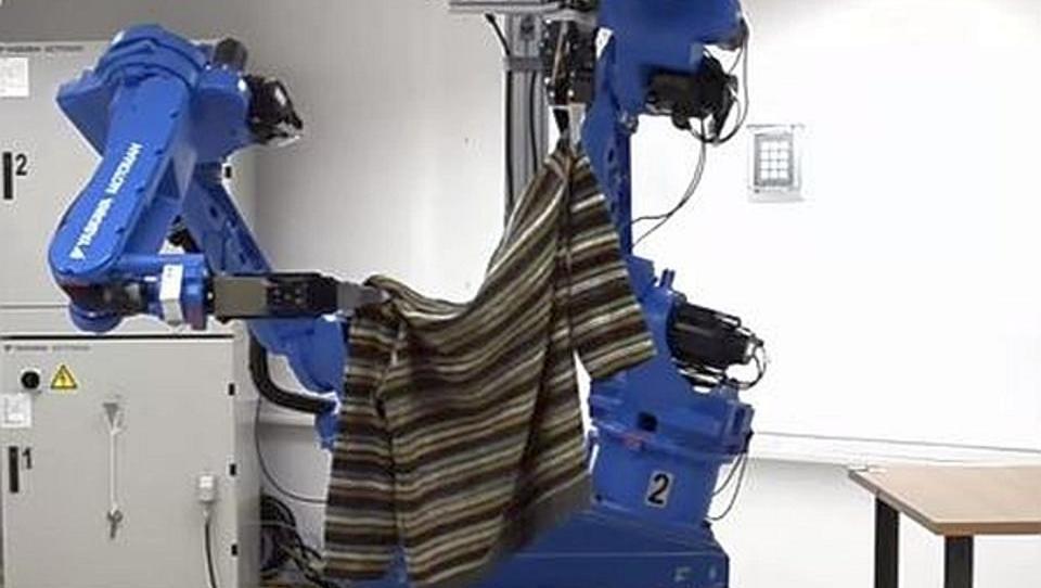 Europäische Forscher entwickeln Roboter für Arbeit im Haushalt