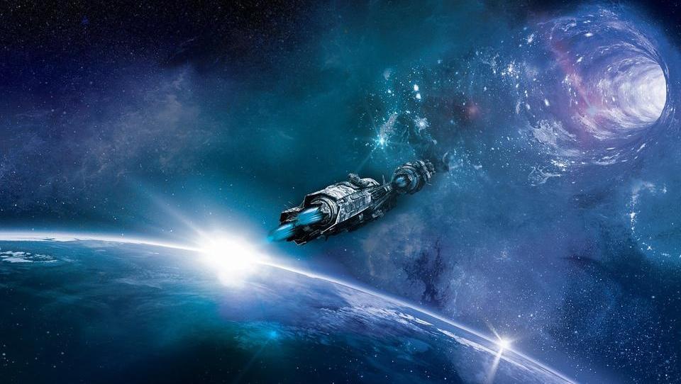 Der Hyperantrieb der Zukunft: (Zeit-)Reisen mit Überlichtgeschwindigkeit
