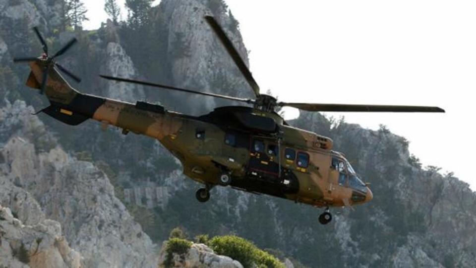 Türkei: Erneuter Absturz mit Eurocopter, zehn Soldaten und ein Top-General tot